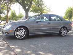 2006 Mercedes-Benz C55 AMG I want this car so baldly! !
