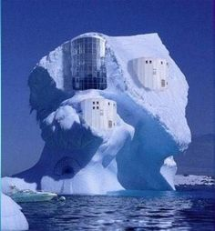 ugg boots, unusual homes, ice hotel, ice castles, buildings