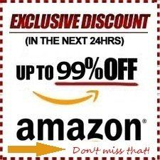 You found the right place! Below I'll show you how to get amazon biggest deals and discounts.  Just follow the table of content and you'll find exactly what you want, discount that starts from 10% up to 99% no jokes, you can even get free shipping to that discount.  www.squidoo.com/amazon-discounts-vouchers-coupon-codes
