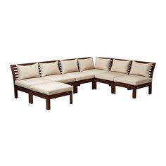 ÄPPLARÖ Sofa combination IKEA