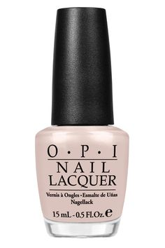 OPI Barre My Soul <3 reminds me of my favorite color, Bubble Bath! I have this on my nails this week and love the natural but polished look it gives my nails!