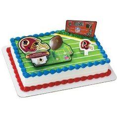 Redskins Cake Decorating Kit