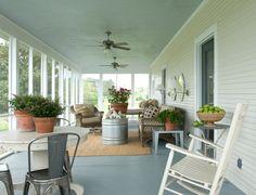 porch photo, country porches, dream homes, countri porch, dream porch, hous, big porch, front porches