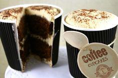 How to Make Easy Espresso Coffee Cupcakes • CakeJournal.com