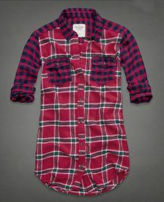 Erin's Favorites: Shannon Flannel Shirt