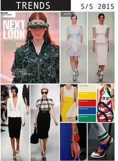 FASHION VIGNETTE: TRENDS // NEXT LOOK. SPRING/SUMMER 2015 ss2015, summer 2015, accessori, trend ss15, fashion trend, springsumm 2015, trend spring summer2015, ss 2015, 2015 trend