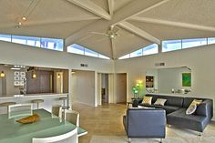 palm springs canyon view estates 3bed / 2baths #architectural condo with mountain views - $375,000 http://www.alexdethier.com/palm-springs-mid-century-condo-canyon-view-estates/