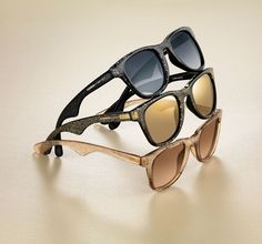 A capsule collection of rock-chick sunglasses Carrera by Jimmy Choo