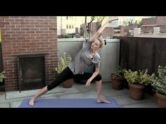 Yoga with Miranda Ke