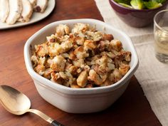 Herb and Apple Stuffing from FoodNetwork.com