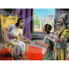 Solomon Bible Pictures to download for 4.99