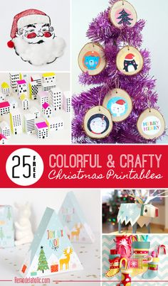 25 Free Colorful and