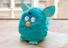 Furby is being re-released. Note: there will be no off button!