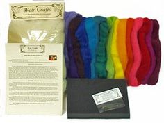 Weir Crafts - Dolls, fibers and tools