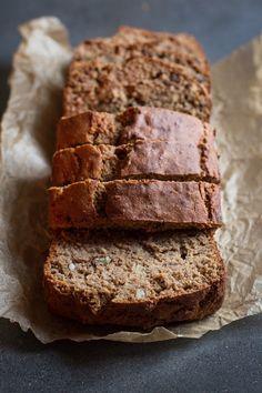 gluten free banana bread   edible perspective #glutenfree