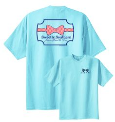 Check out our newest Sweetly Southern from Bow to Toe t-shirt.  Available exclusively from www.underthecarolinamoon.com