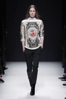 Fashion 2012/2013 - Collection BALMAIN Femme Automne-Hiver 2012/2013