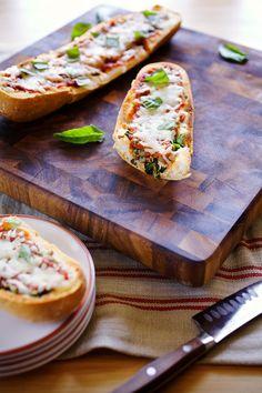 Udi's Gluten Free Kale and Sausage Deep Dish Pizza | Udi's® Gluten Free Bread