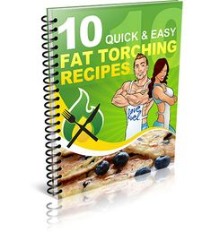 Grab Your FREE Copy of 10 Delicious Recipes that Burn Fat,Courtesy of the Recipe for Success Club {bottom of this page] http://recipes.simplesite.com refrral  code MM101