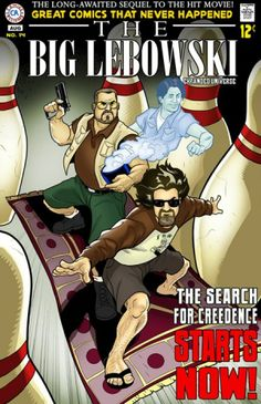 The Big Lebowski Comic That Never Happened!
