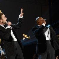 Justin Timberlake And Jay-Z | GRAMMY.com