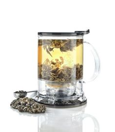 Teavana Perfect TeaMaker- WORKS GREAT!