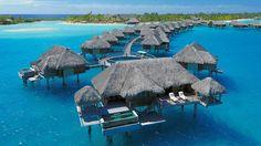 Bora Bora bliss at the Four Seasons.