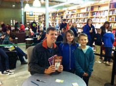 """Jeff Kinney talks about his """"astonishing success"""" in The Oregonian."""