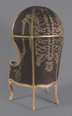 Chair ~ Dome Bones