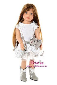 Love her tiny teeth Kidz 'n' Cats dolls Evita