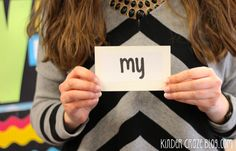 Bright Idea: Tracking Students with Flashcards