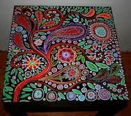 paisley mosaic - Google Search