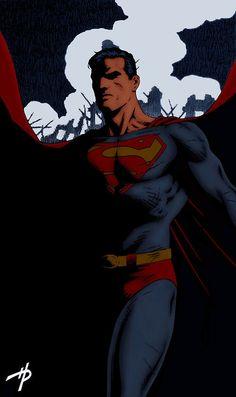 Superman by Hal-2012.deviantart.com