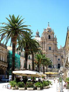 Ragusa, Sicily , Italy