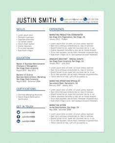 Customized Resume: The Standard
