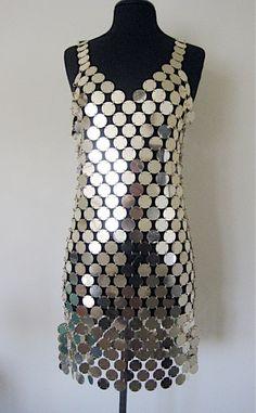 silver sparkle chic