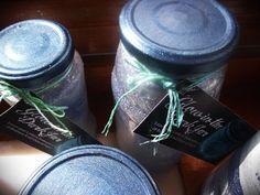 Free Printable Glow Jar Lantern labels
