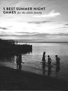 best summer night games