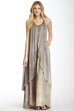 Draped Maxi Dress by BOEMOS on @HauteLook