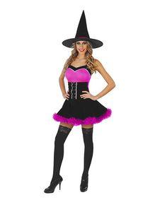 Love this Magenta Witch Costume Set - Women by Magik Costume on #zulily! #zulilyfinds
