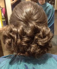 Nice Wedding Updo!