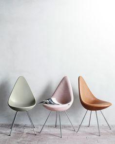Arne Jacobsen | drop Chair