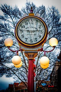 Vintage Clock in Walla Walla, Wa
