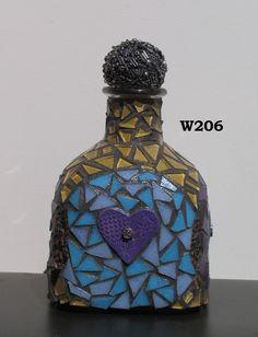 Mosaic Patron bottle
