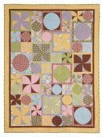 (MB) Pinwheel Garden - Free Quilt Pattern