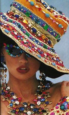 hat hat hat #colorful #hat