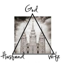 temples, church, quotes, triangles, christ, places, gods will, marriage, relationships