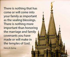 Eternal Families