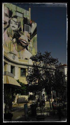 Πλατεία Ηρώων, Ψυρή, Αθήνα, Αττική