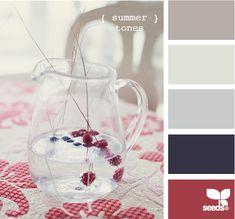 Patriotic color palette  #CIGMemorialDay